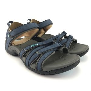 Teva Womens Tirra Bering Sea Sport Sandals Size 7